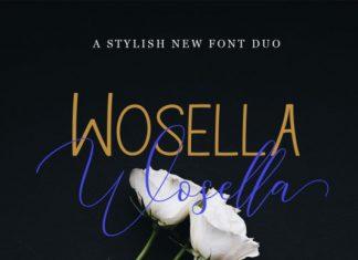 Wosella Duo Font