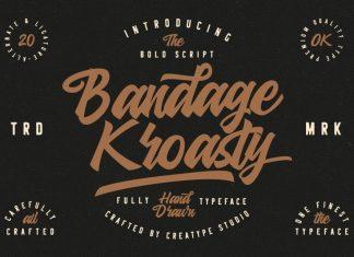 Bandage Kroasty Script