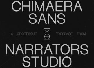 NF Chimaera Font