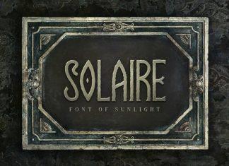 Solaire Typeface font