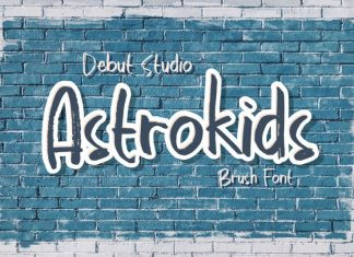 Astrokids Other Font