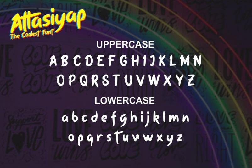 Attasiyap Font