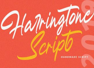 Harringtone Script