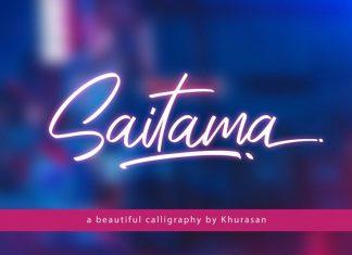 Saitama Script