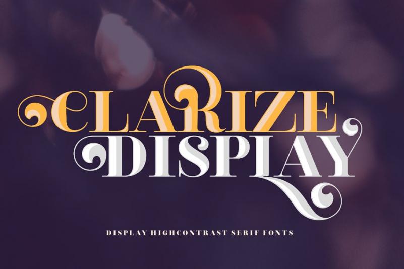 Clarize Display