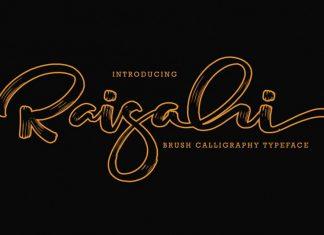 Raisahi Font