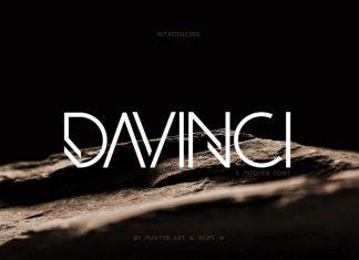 DAVINCI FONTS | MODERN SANS
