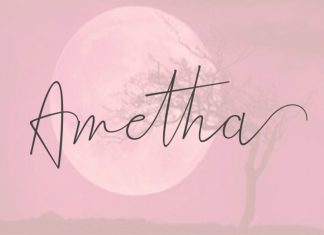 Ametha Font