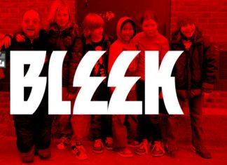 VLNL Bleek Font Family