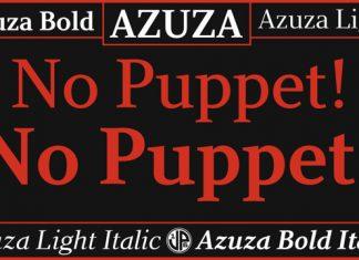 Azuza Font Family