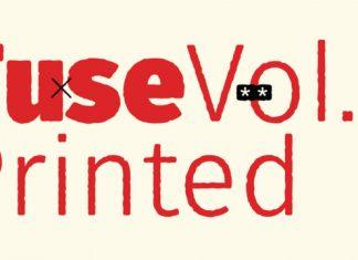 Fuse V.2 Printed Font Family