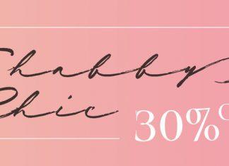 Shabby Chic Font