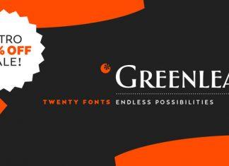 Greenleaf Font Family