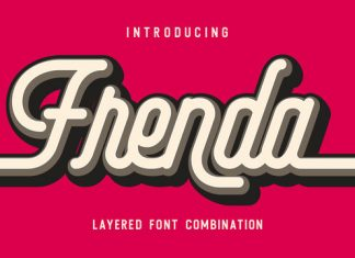 Frenda Font Family