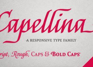 Capellina Font Family