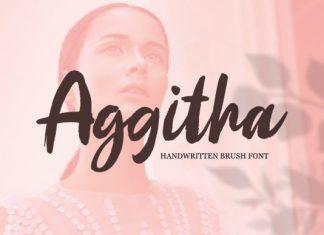 Aggitha Font