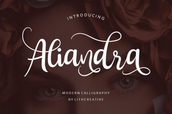 Aliandra Font