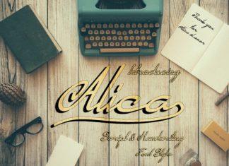 Alica Font