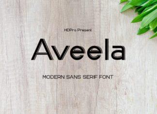 Aveela Font