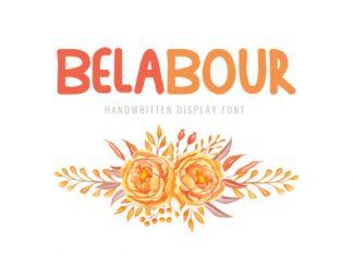 Belabour Font