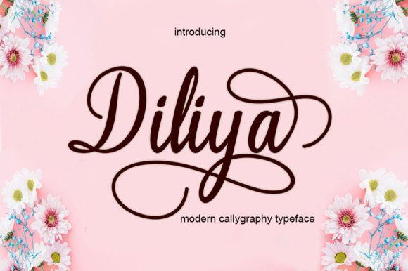 Diliya Font