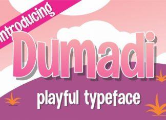 Dumadi Font