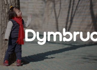 Dymbrud Font