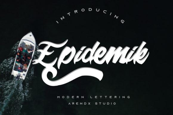 Epidemik Font