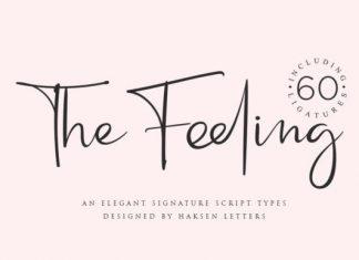 Feeling Font