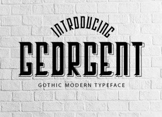 Georgent Font