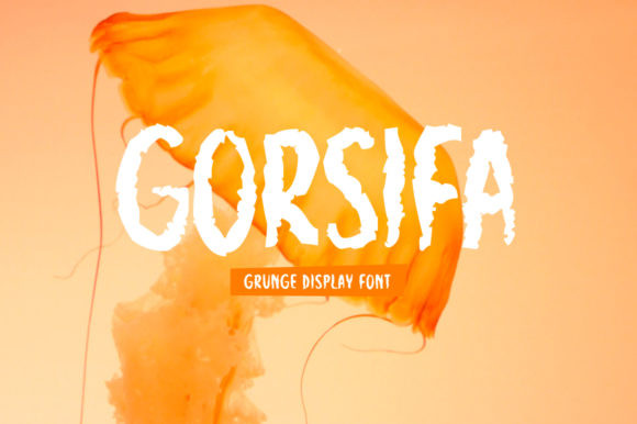 Gorsifa Font