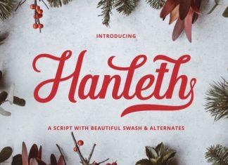 Hantleth Font