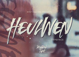 Heulwen Font
