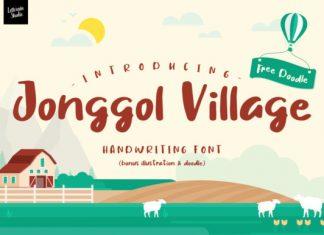 Jonggol Village