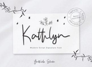 Kathlyn Font