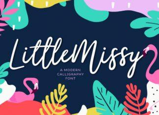 Little Missy Font