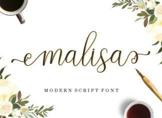 Malisa Font