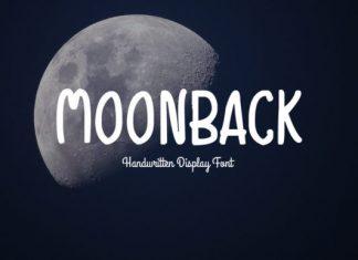 Moonback Font