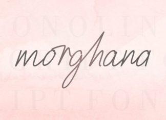 Morghana Font