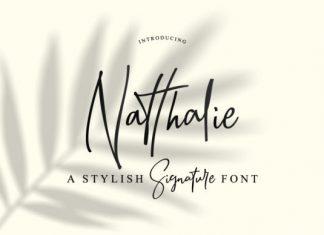 Natthalie Font