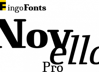 Novello Pro Font