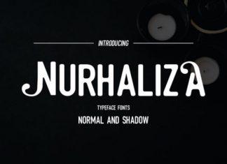 Nurhaliza Font