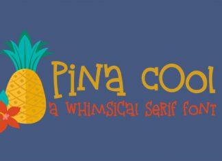 Pina Cool Font
