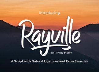 Rayville Font