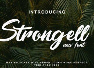 Setrongell Font