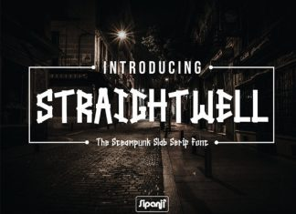 Straightwell Font