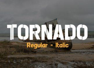 Tornado Font