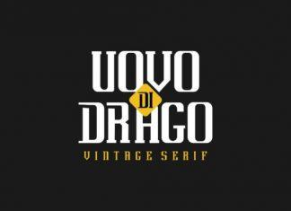 Uovo Di Drago Font