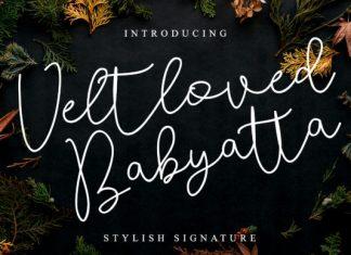 Veltlove Babyatta Script