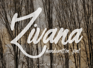 Zivana Font